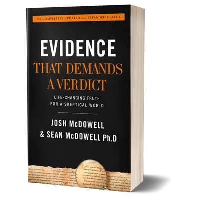 Evidence that Demands A Verdict (updated)