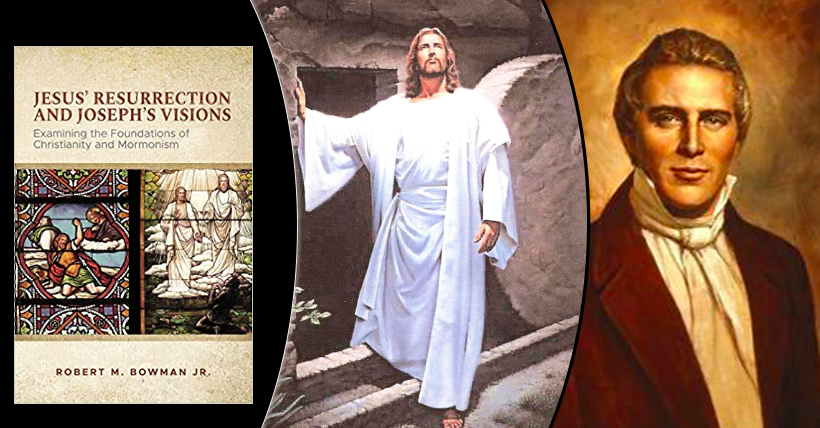 Joseph Smith's First Vision vs. The Resurrection of Jesus: A Historical Comparison