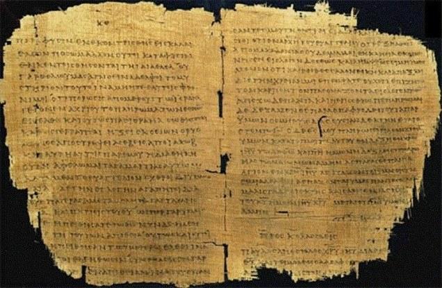 Image result for new testament manuscript