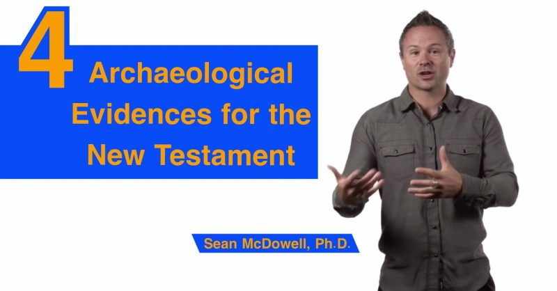 What Is the Best Archaeological Evidence for the New Testament? 4 Finds.