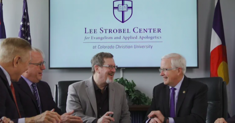 The Next Stage in Evangelism and Apologetics: Interview with Lee Strobel.