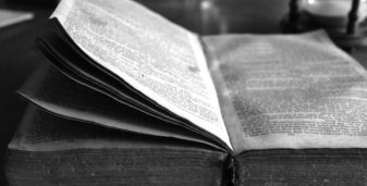 Who Decided What Books to Include in the Bible? 5 Principles.