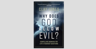 Why Does God Allow Evil? Author Interview from Groundbreaking Book.