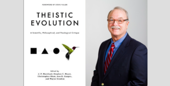 New Critique of Theistic Evolution: Interview with Author J.P. Moreland