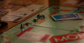 Monopoly and the Meaninglessness of Life