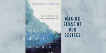 How Does Christianity Fulfill our Deepest Aspiration? Author Interview.