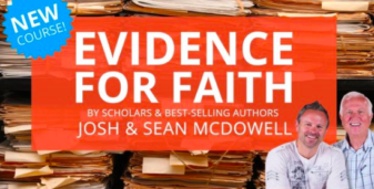 "New ""Evidence for Faith"" Apologetics Curriculum In Partnership with Download Youth Ministry"