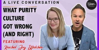 The Truth about Purity Culture: A Conversation with Rachel Joy Welcher