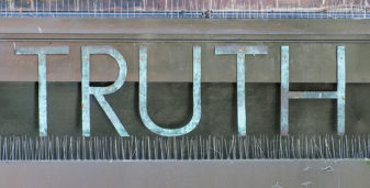 Truth is a Person—Not Simply An Idea