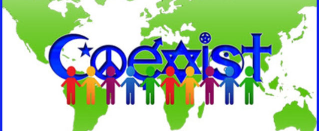 To COEXIST Is A Biblical Command
