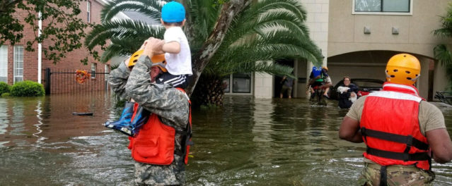 What Hurricane Harvey Reveals About Our Deepest Desires