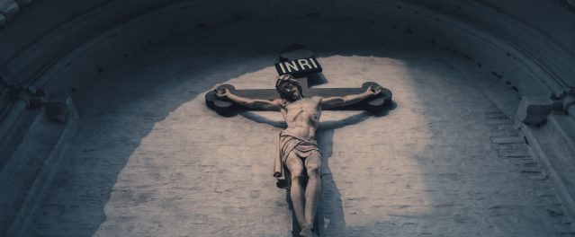 Should Jesus Be Depicted Naked on the Cross?