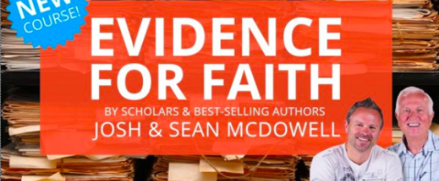 """New """"Evidence for Faith"""" Apologetics Curriculum In Partnership with Download Youth Ministry"""