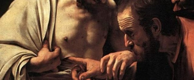 The Apostle Thomas was Not a Doubter