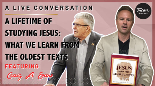 What the Old Manuscripts Reveal about Jesus: Interview with Dr. Craig Evans