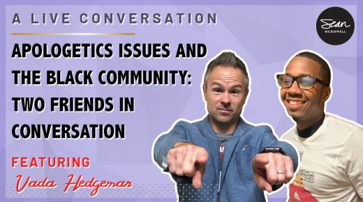 What are the Apologetic Issues in the Black Community? Two Friends in Conversation.