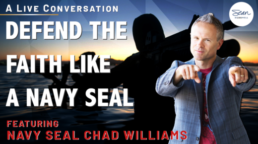 The Story of a Navy Seal Who Became an Apologist