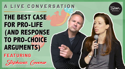 What is the Strongest Case for Pro-Life? Interview with Stephanie Gray Connors