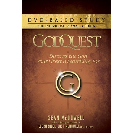 GodQuest Small Group Study for Adults